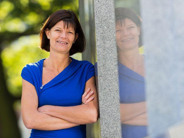 """Hanneke is extern vertrouwenspersoon binnen Swart: """"Mijn eerste rol is luisteren"""""""